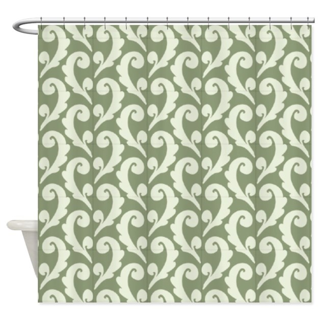 Fancy Feathers Shower Curtain By Cheriverymery