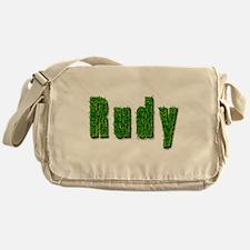 Rudy Grass Messenger Bag