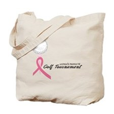 Golf Tournament Tote Bag