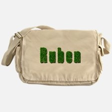 Ruben Grass Messenger Bag