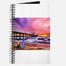 Manhattan Beach Pier Journal