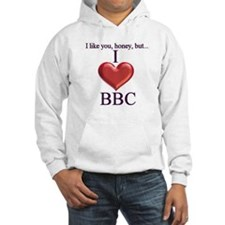 I Love BBC Hoodie