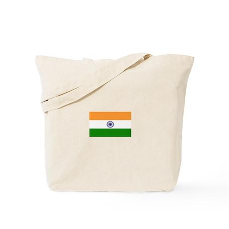 India Tote Bag