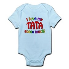 I love my TATA soooo much! Infant Bodysuit