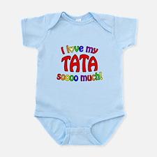 I love my TATA soooo much! Infant Bodysuit
