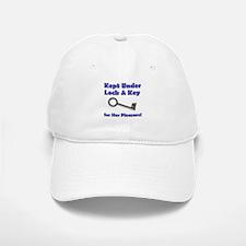 Under Lock & Key Baseball Baseball Cap