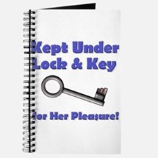 Under Lock & Key Journal