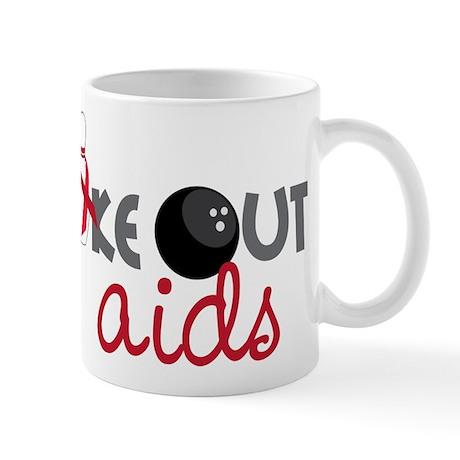 Strike Out Aids Mug