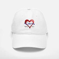 Infinite Love Baseball Baseball Cap
