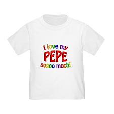 I love my PEPE soooo much! T