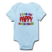 I love my PAPPY soooo much! Infant Bodysuit