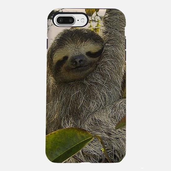 Sloth iPhone 7 Plus Tough Case