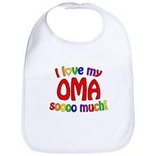 I love my OMA soooo much! Bib
