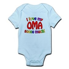 I love my OMA soooo much! Infant Bodysuit