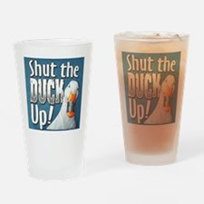 Cool Tape Drinking Glass