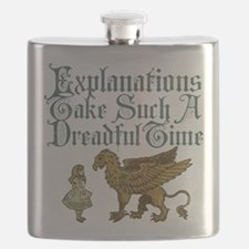 Alice Gryphon Explanations Flask