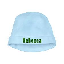 Rebecca Grass baby hat