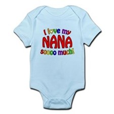 I love my NANA soooo much! Onesie