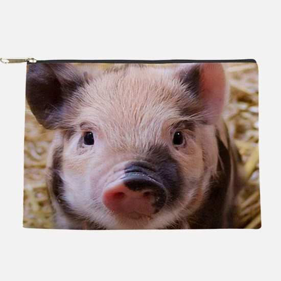 sweet little piglet 2 Makeup Pouch