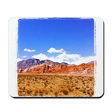 Red Rock Canyon Mousepad