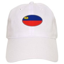 Liechtenstein Flag Baseball Cap
