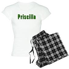 Priscilla Grass pajamas