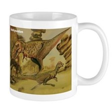 Aublysodon Dinosaur Mug