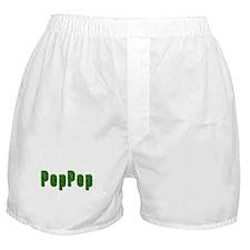 PopPop Grass Boxer Shorts