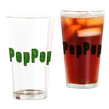 PopPop Grass Drinking Glass