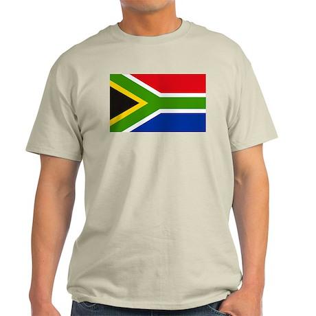South Africa Ash Grey T-Shirt
