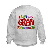 I love my GRAN soooo much! Sweatshirt