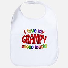 I love my GRAMPY soooo much! Bib