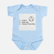 First Three Steps Infant Bodysuit