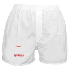 Scrooged Boxer Shorts