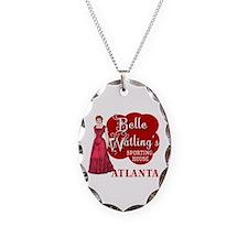 Belle Watling's with Fancy Lady Necklace