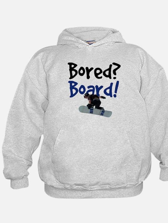 Cute Board Hoodie