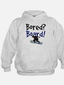 Funny Snowboarding Hoody