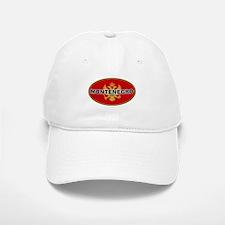 Montenegro Oval Flag Baseball Baseball Cap