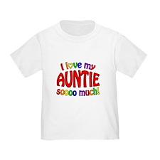 I love my AUNTIE soooo much! T