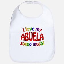 I love my ABUELA soooo much! Bib