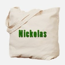 Nickolas Grass Tote Bag