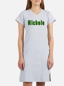 Nichole Grass Women's Nightshirt