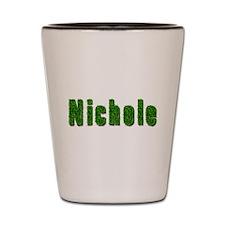 Nichole Grass Shot Glass