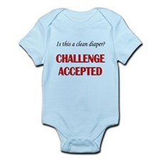 Is this a clean diaper? CHALLENGE ACCEPTED Infant