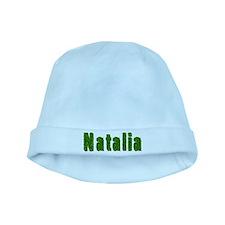 Natalia Grass baby hat