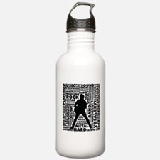 All About The Music 1 Water Bottle