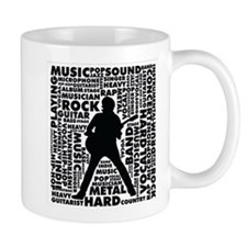 All About The Music 1 Mug