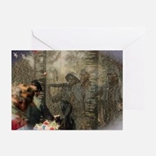 Vietnam Veterans' Memorial Greeting Cards (Pk of 1