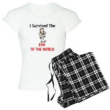 End of The World Survivor Pajamas