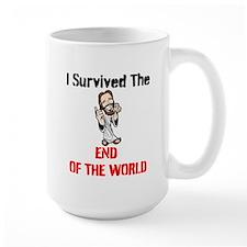 End of The World Survivor Mug
